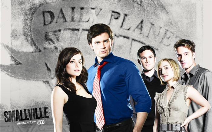 Smallville American TV series Wallpaper Views:8658