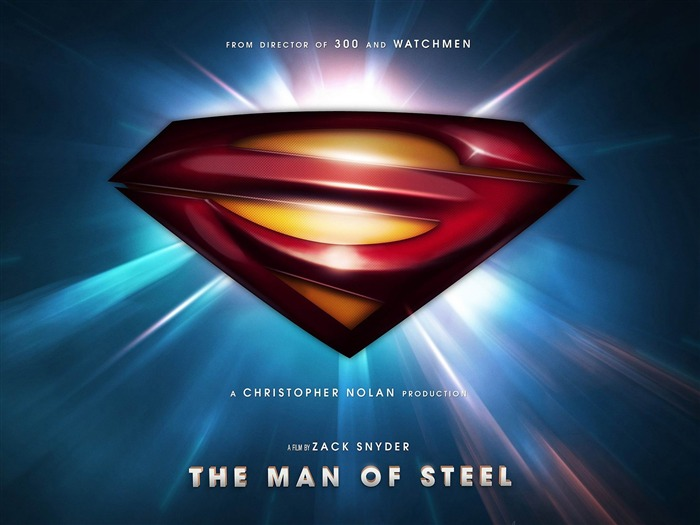 Superman-Man Of Steel 2013 Movie HD Wallpaper Views:14978