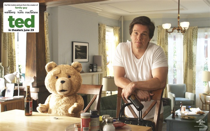 Ted 2012 Movie HD Wallpaper 12 Views:10971