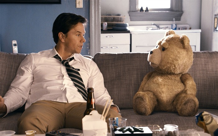 Ted 2012 Movie HD Wallpaper 13 Views:15153