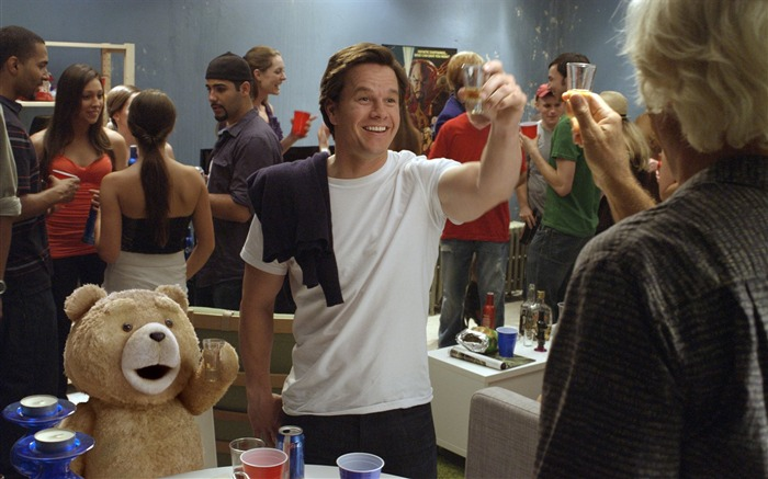 Ted 2012 Movie HD Wallpaper 17 Views:10358