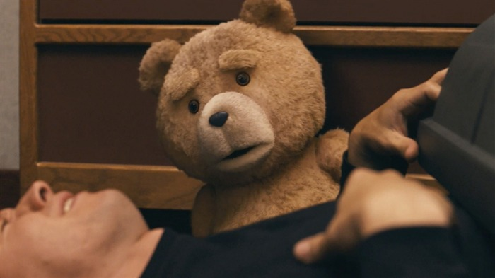 Ted 2012 Movie HD Wallpaper 18 Views:11620