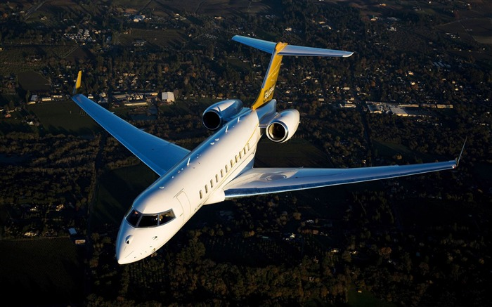 bombardier global 5000-Aircraft transport Wallpaper Views:6694
