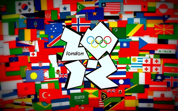 London 2012 Summer Olympic wallpaper Views:12323