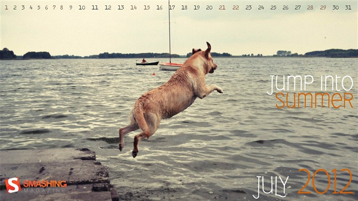jump into summer-July 2012 calendar wallpaper Views:4874 Date:7/1/2012 1:59:36 AM