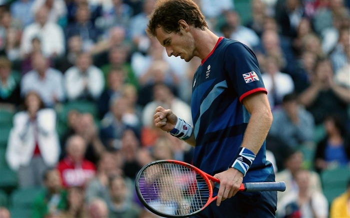 Andy Murray Tennis-London 2012 Olympic Views:10104 Date:8/6/2012 2:46:36 AM