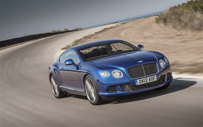 Bentley Continental GT Speed  Auto HD Wallpaper Views:7216