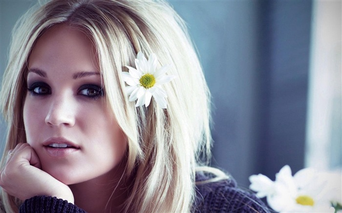 Carrie Underwood Singer-beauty photo wallpaper Views:5630