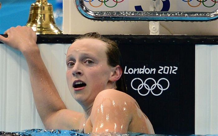 Katie Ledecky Crawl-London 2012 Olympic Views:5635 Date:8/6/2012 2:54:47 AM