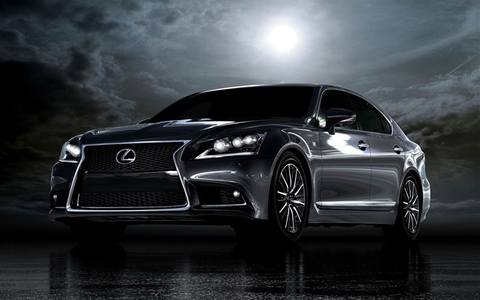 Lexus LS 460 F Sport Auto HD Wallpaper Views:13946