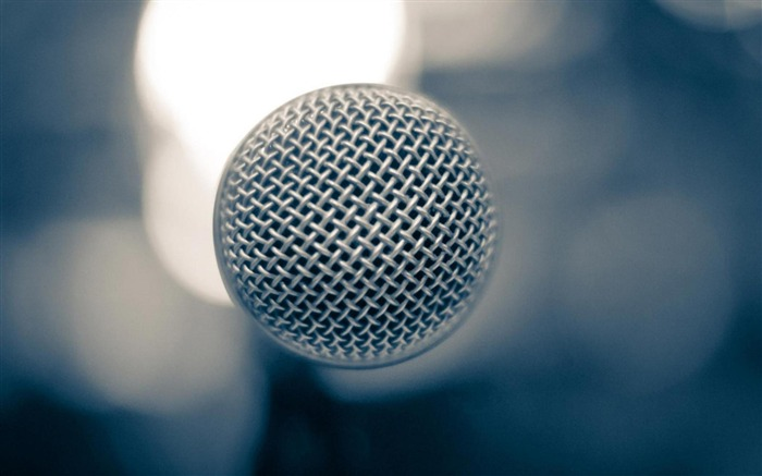 Microphone-High Quality wallpaper Views:10011