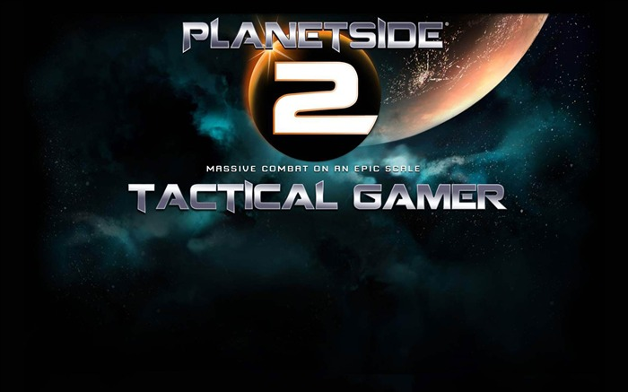 Planetside 2 Game HD Desktop Wallpaper Views:7947