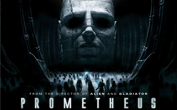 Prometheus 2012 Movie HD Desktop Wallpaper Views:9587