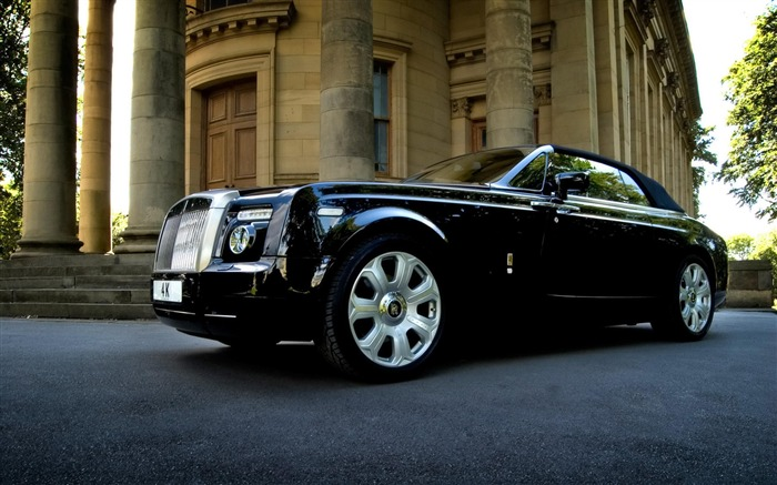 Rolls Royce-Cars desktop wallpaper Views:12175