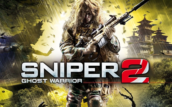 Sniper-Ghost Warrior 2 Game HD Wallpaper Views:22746