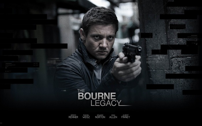 The Bourne Legacy Movie HD Desktop Wallpaper Views:8108