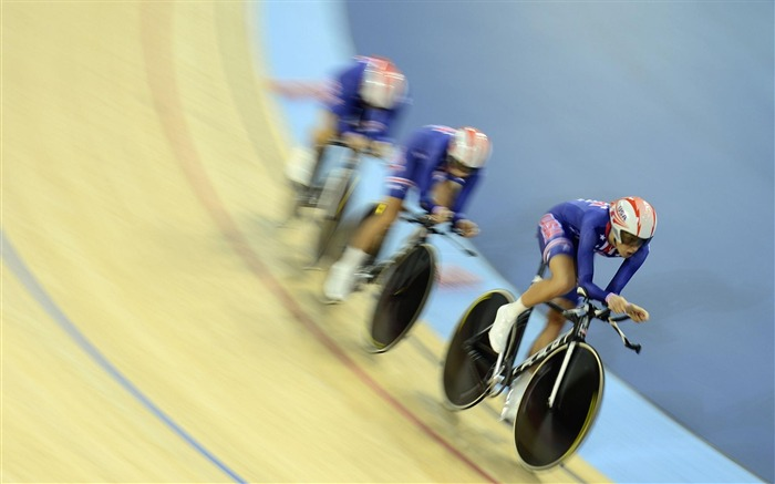 Track cycling-London 2012 Olympic Views:7676 Date:8/6/2012 3:02:11 AM