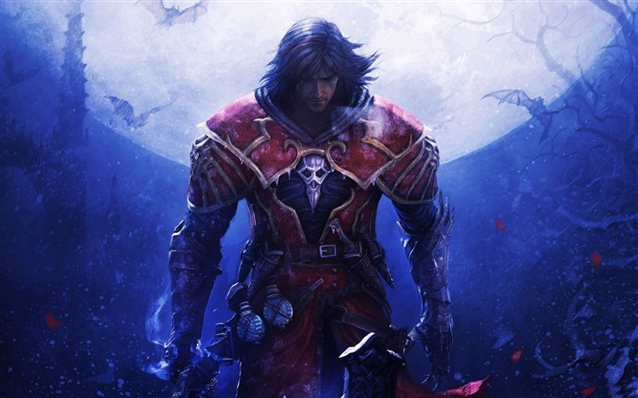 castlevania lords of shadow-2012 Game wallpaper Views:7097