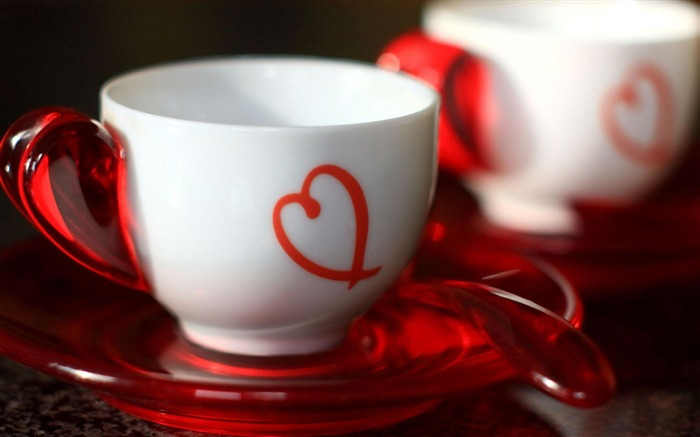 lovely cup-High Quality wallpaper Views:5995