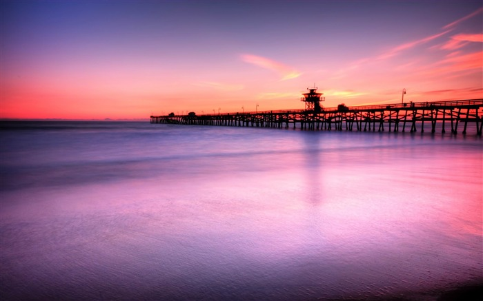 san clemente pier-American Photography Wallpapers Views:6797 Date:8/27/2012 12:15:23 AM