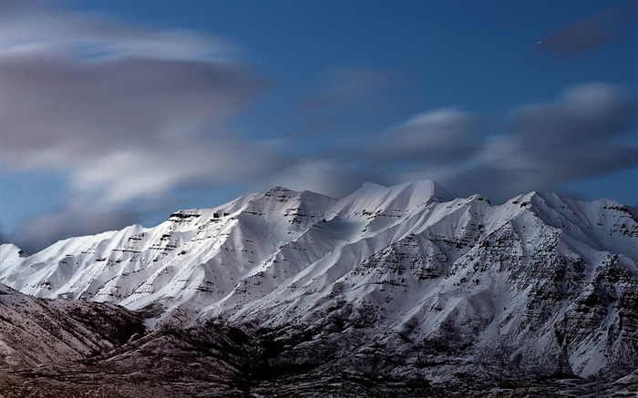 snowy mount timpanogos-American Photography Wallpapers Views:5997 Date:8/27/2012 12:17:58 AM