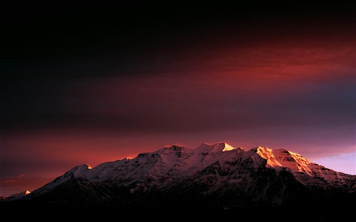 sunrise mount timpanogos-American Photography Wallpapers Views:5870 Date:8/27/2012 12:18:44 AM
