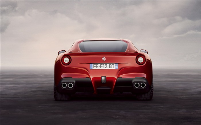 2012 Ferrari F12 Berlinetta Auto HD Wallpaper 01 Views:9988 Date:9/5/2012 7:50:47 PM