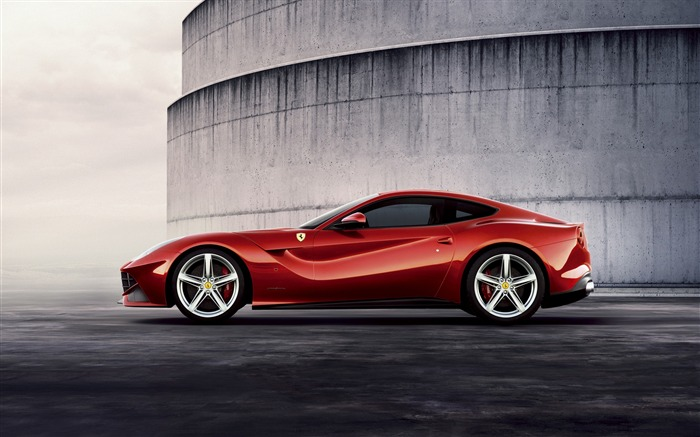 2012 Ferrari F12 Berlinetta Auto HD Wallpaper 02 Views:9298 Date:9/5/2012 7:51:04 PM