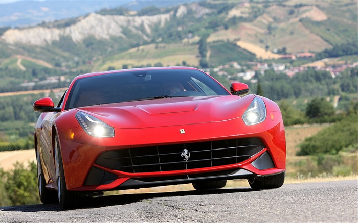 2012 ferrari f12 berlinetta 法拉利汽车高清壁纸高清图片