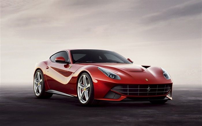 2012 Ferrari F12 Berlinetta Auto HD Wallpaper Views:11309
