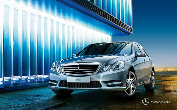 2012 Mercedes Benz E-Class Saloon HD Wallpaper Views:20650