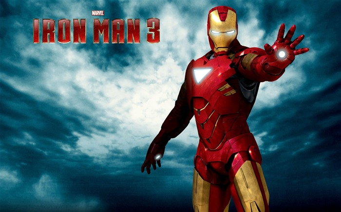 2013 Iron Man 3 Movie HD Desktop Wallpaper Views:21527