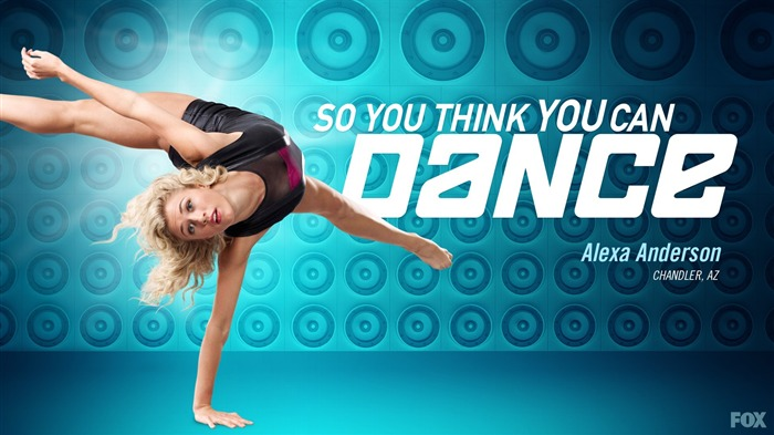 Alexa Anderson-So You Think You Can Dance Wallpaper Views:4843