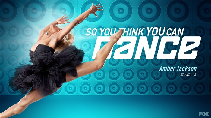 Amber Jackson-So You Think You Can Dance Wallpaper Views:4471