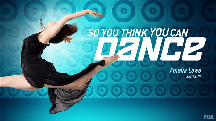 Amelia Lowe-So You Think You Can Dance Wallpaper Views:4256