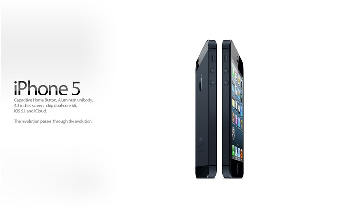 Apple iPhone 5 latest official HD Desktop Wallpapers 11 Views:7360