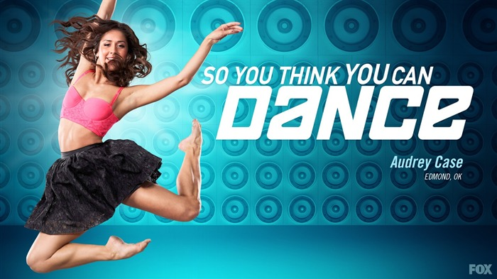Audrey Case-So You Think You Can Dance Wallpaper Views:4654