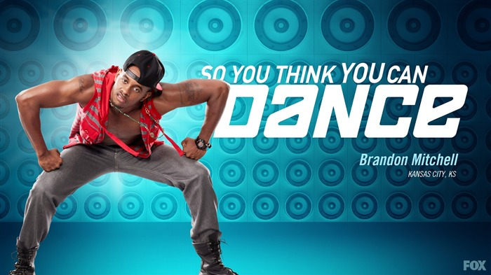 Brandon Mitchell-So You Think You Can Dance Wallpaper Views:3580