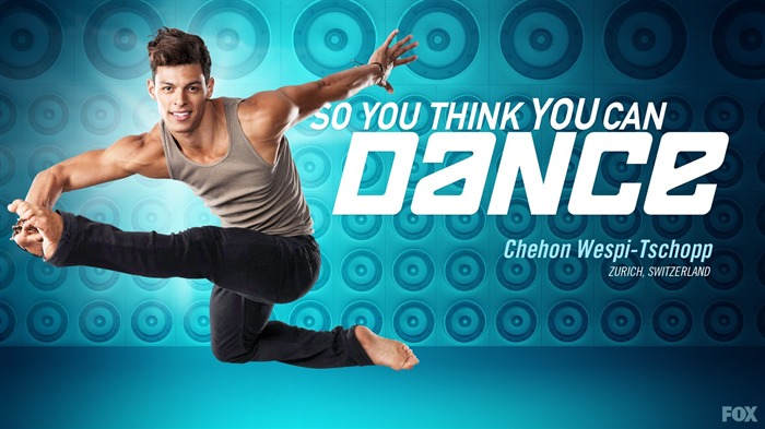 Chehon Wespi-Tschopp-So You Think You Can Dance Wallpaper Views:6035