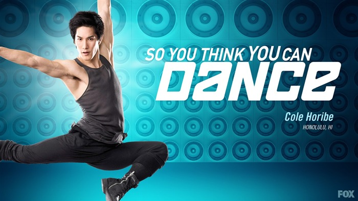 Cole Horibe-So You Think You Can Dance Wallpaper Views:3809