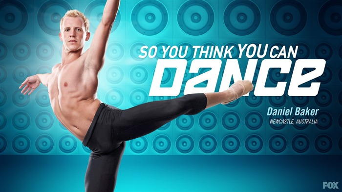 Daniel Baker-So You Think You Can Dance Wallpaper Views:2487