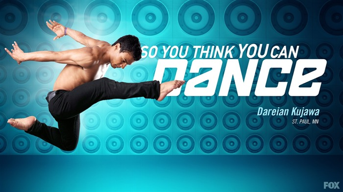 Dareian Kujawa-So You Think You Can Dance Wallpaper Views:3841