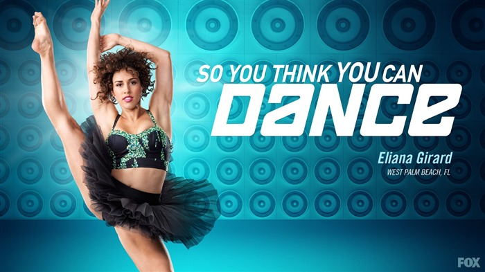 Eliana Girard-So You Think You Can Dance Wallpaper Views:6978
