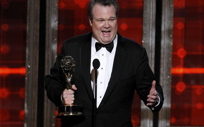 Eric Stonestreet Actor-2012 64th Emmy Awards Highlights wallpaper Views:4331