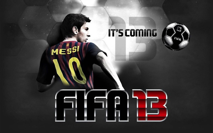 FIFA 13 Game HD Wallpaper Views:14273