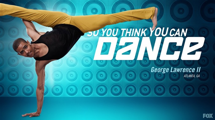 George Lawrence-So You Think You Can Dance Wallpaper Views:3855