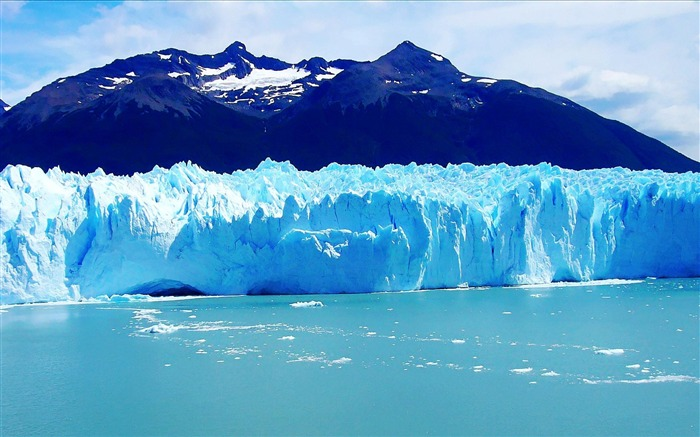 Glacier Bay Basin in southeastern USA-Nature Wallpapers Views:10300