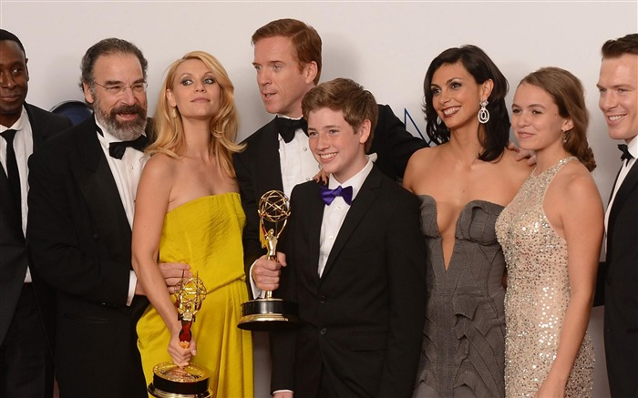 Homeland-2012 64th Emmy Awards Highlights wallpaper Views:13432
