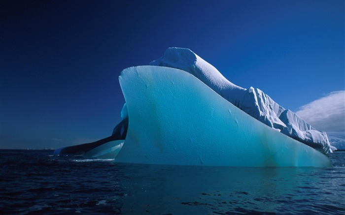 Iceberg-Nature Landscape Wallpapers Views:7502