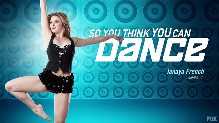 Janaya French-So You Think You Can Dance Wallpaper Views:4871